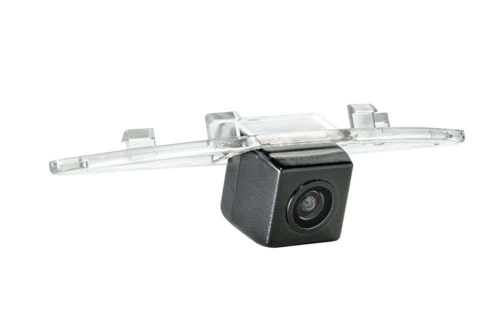 Штатная камера заднего вида Phantom CA-35+FM-08 (Hyundai)