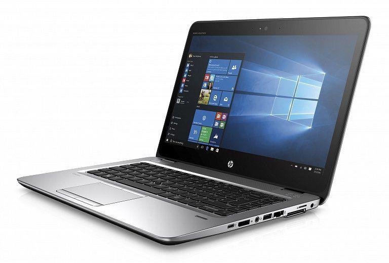"""Ультрабук HP Elitebook 745 G3 / 14"""" (1920x1080) IPS / AMD Pro A10-8700B (4 ядра по 1.8 - 3.2 GHz) / 16 GB DDR3"""