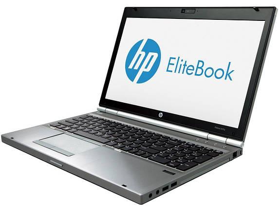 "HP EliteBook 8570p / 15.6"" (1600x900) TN / Intel Core i5-3320M (2 (4) ядра по 2.6 - 3.3 GHz) / 8 GB DDR3 / 240, фото 2"