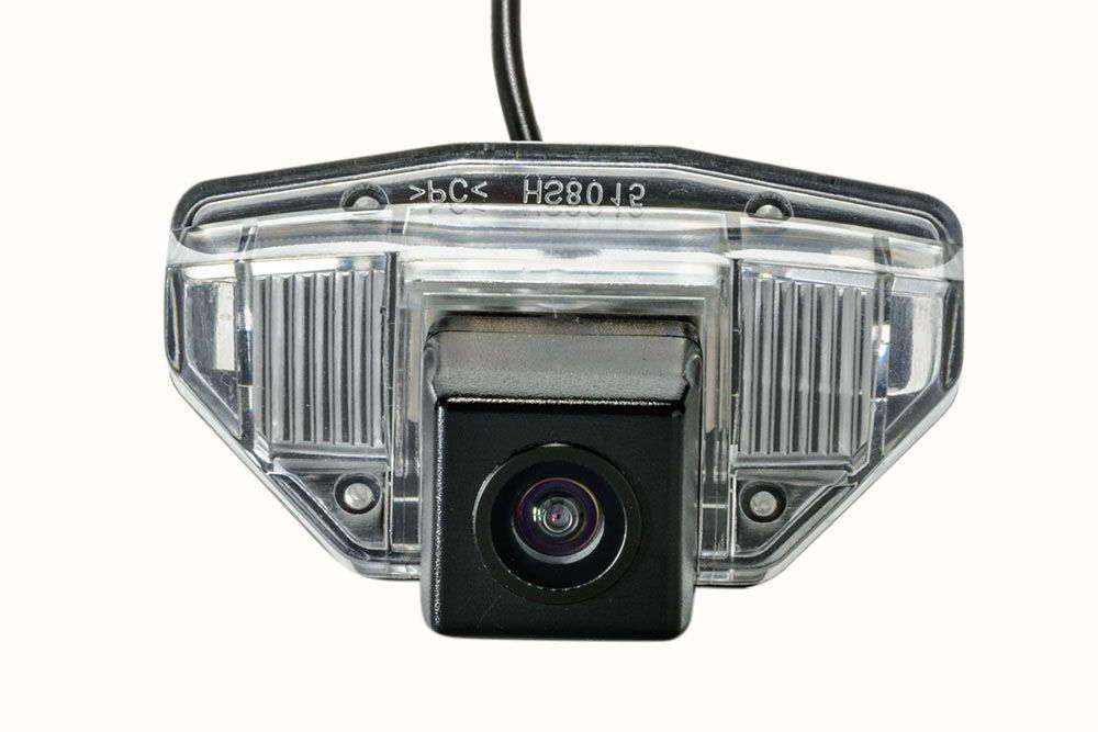 Штатная камера заднего вида Phantom CA-35+FM-20 (Honda/Acura)