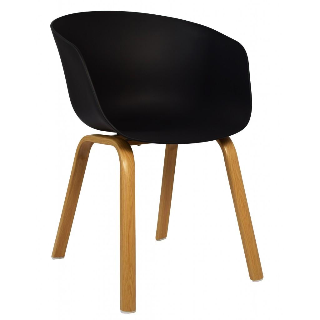 Крісло Bonro B-496 чорне