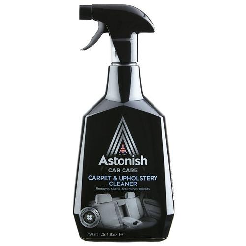 Очищувач килимів та оббивок автомобілів Astonish Carpet&Upholstery Cleaner 750 мл