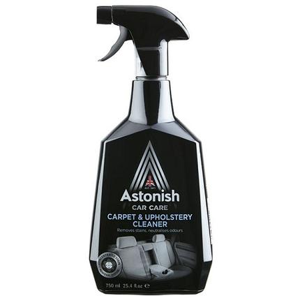 Очищувач килимів та оббивок автомобілів Astonish Carpet&Upholstery Cleaner 750 мл, фото 2