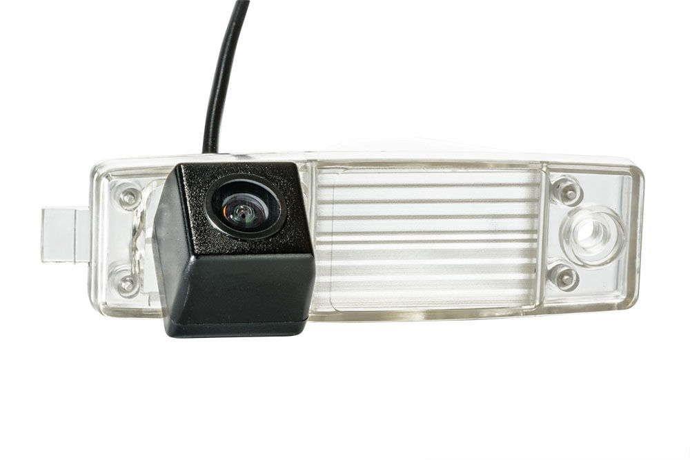 Штатная камера заднего вида Phantom CA-35+FM-28 (Toyota/Lexus)