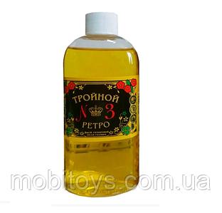 Одеколон чоловічий Тройний (Ретро) 80 мл./ 24 шт.