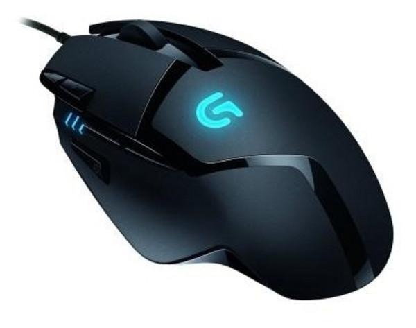Мышка Logitech G402 Hyperion Fury Black (910-004067)
