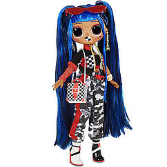 Кукла ЛОЛ Омг Даунтаун Биби L.O.L. Surprise! O.M.G. Downtown B.B.