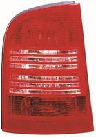 Фонарь задний правый Шкода Октавия -00 (пр-во DEPO), 665-1904R-LD-UE, фото 1