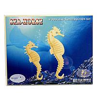 """""""Sea-Land"""" Морской конек H011 2 пластины"""