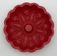 Форма для кекса силиконовая плотная -40°С до 230°С , Ø 26 см