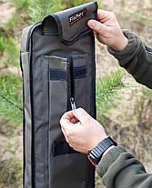 Жёсткий чехол для удилищ 150 см Fisher, фото 3