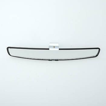"Дзеркало на затиску салонне 330mm Elegant EL130507 Black (13"")"