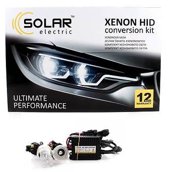 """Комплект ксенона H1 5000K """"Solar"""" 4150 (10шт/ящ)"""