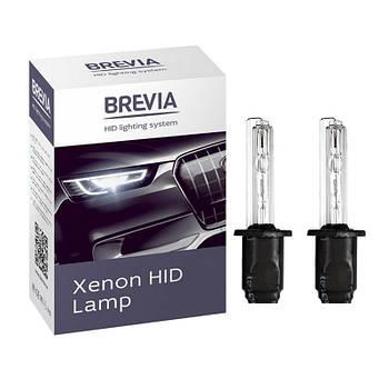 """Лампа Ксенон H1 35W 4300K """"Brevia"""" 12143 (2шт)"""