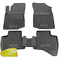 Автомобильные коврики в салон Citroen C1 2014- (Avto-Gumm)