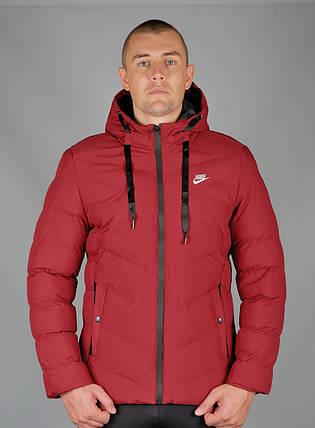 Зимняя спортивная куртка Nike (Nike-zzz-8016-1), фото 2
