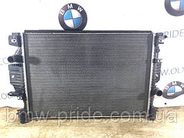 Радиатор охлаждения Ford Fusion 2.0 HYBRID 2013 (б/у)