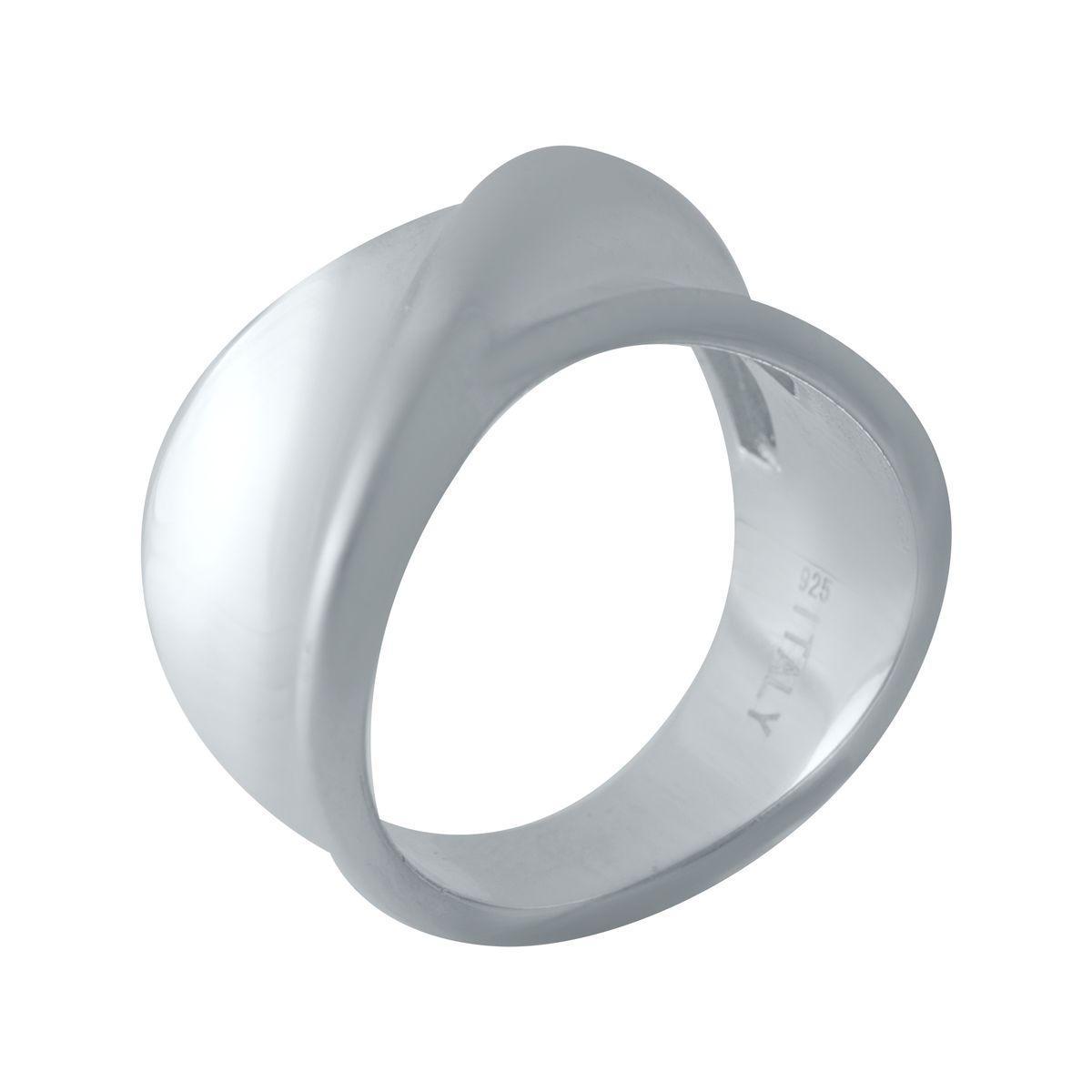 Срібне кільце DreamJewelry без каменів (2022329) 19 розмір