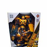 Игрушка-трансформер Deformation Tycoon (желтая), фото 2