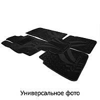 Текстильные автоковрики в салон Kia Sorento 2015- (3-й ряд) (AVTO-Tex)