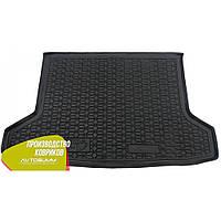 Автомобильный коврик в багажник Honda HR-V 2018- (с запаской) (Avto-Gumm)