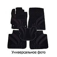 Текстильные автоковрики в салон Volkswagen Caddy 2004- (3 двери) (AVTO-Tex)