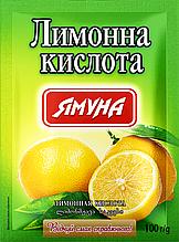 Лимонна кислота 100 грам