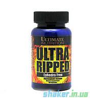Жиросжигатель Ultimate Nutrition Ultra Ripped Ephedra Free (90 капс) ультимейт ультра риппер