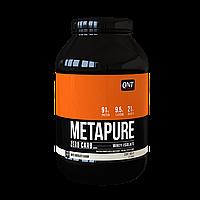 Сывороточный протеин изолят QNT Metapure ZC Isolate (400 g) кюнт white chocolate