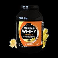 Сывороточный протеин изолят QNT Delicious Whey protein (908 г) кюнт banana
