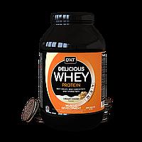 Сывороточный протеин изолят QNT Delicious Whey protein (908 г)кюнт cookies & cream