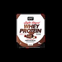 Сывороточный протеин концентрат QNT Light Digest Whey protein (500 г) кюнт nut chocolate