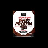 Сывороточный протеин концентрат QNT Light Digest Whey protein (500 г) кюнт belgian chocolate