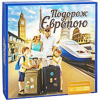 Настольная игра Arial Путешествие по Европе 910275, КОД: 1318750