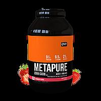 Сывороточный протеин изолят QNT Metapure ZC Isolate (2 кг) метапур strawberry