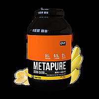 Сывороточный протеин изолят QNT Metapure ZC Isolate (2 кг) метапур banana