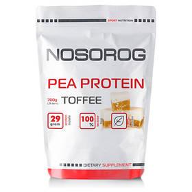 Рослинний гороховий протеїн Nosorig Pea Protein (700 г) носоріг тоффі