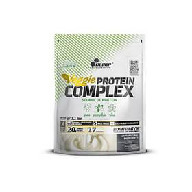 Рослинний гороховий протеїн Olimp Veggie Protein Complex (500 г) олімп без добавок