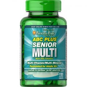 ABC Senior PLUS Multivitamin - 120tabs