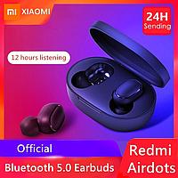 Беспроводные наушники Xiaomi Realme Tws 2 Original, bluetooth наушники, Наушники Xiaomi Redmi Airdots,  Mega