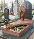 Памятники из гранита Луцк и область, фото 3
