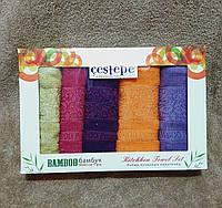 """Набір кухонних махрових рушників """"Cestepe"""""""