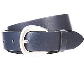Ремень женский Lindenmann The art of belt 40132 Синий (1189)