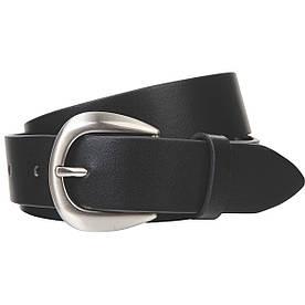 Ремень женский Lindenmann The art of belt 40132 Черный (1187)