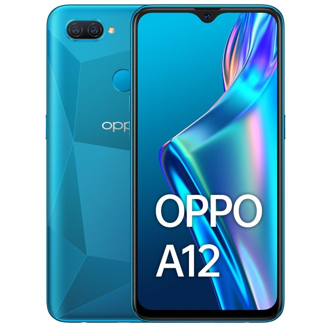 Смартфон OPPO A12 3/32 GB Blue