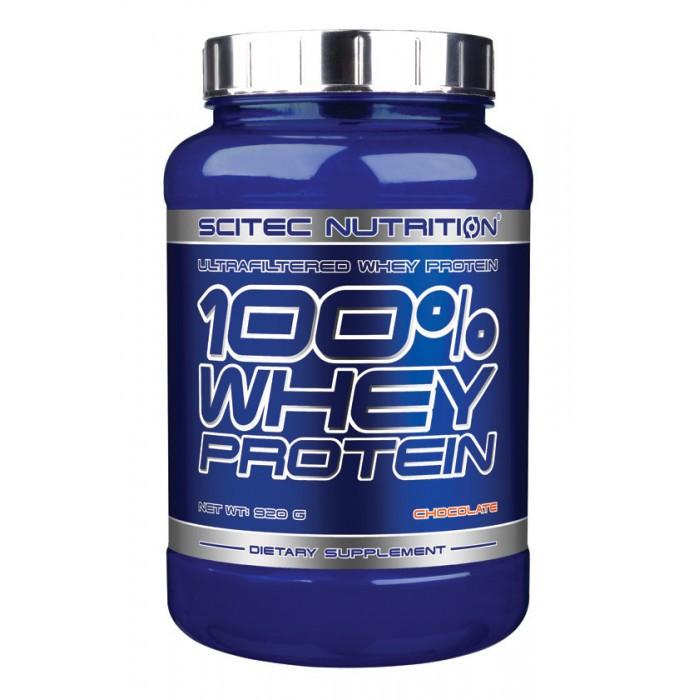 Протеин 100% WHEY PROTEIN 920 г Вкус: tiramisu