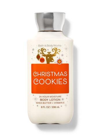Лосьон для тела Bath and Body Works - Christmas Cookies