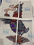 Набори для вишивання хрестом муліне DMC Морж, фото 7