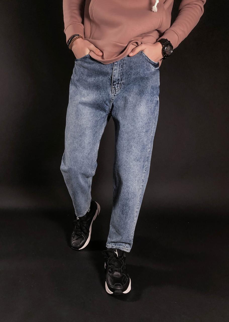 Мужские джинсы Blue MOM