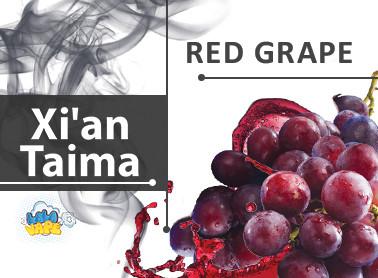 Ароматизатор xi'an Taima Red Grape (Червоний виноград)